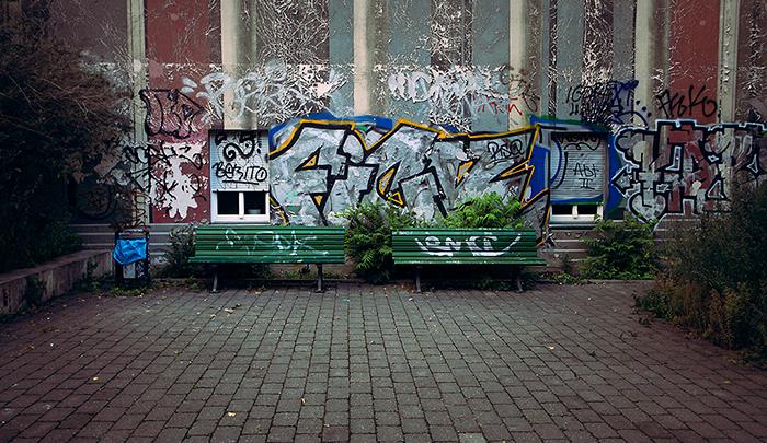 Schnitzel Platz - Berlin, Deutschland